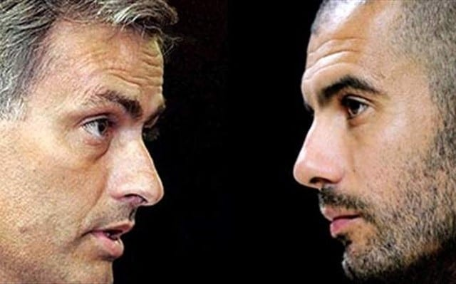 Mourinho-vs-Guardiola