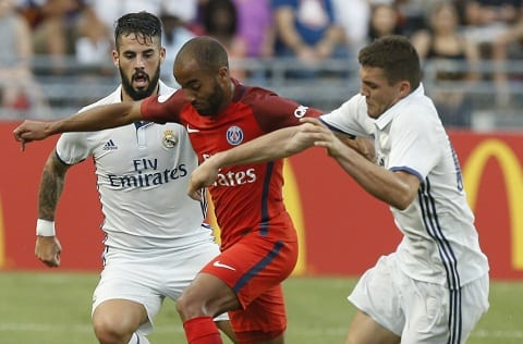 Real Madrid thua toan dien truoc PSG
