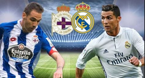 Ty le cuoc Deportivo vs Real Madrid hom nay 3h15 21/08: Dung do DKVD hinh anh 1