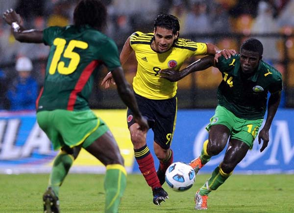 ty le cuoc tran senegal vs colombia hinh 1