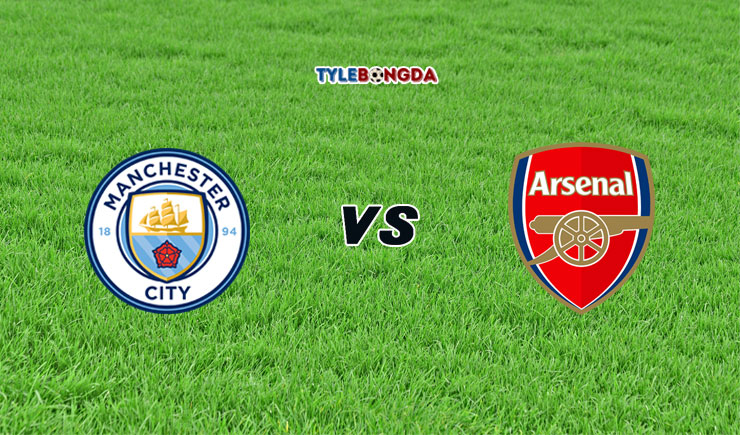 Soi kèo trận Manchester City vs Arsenal